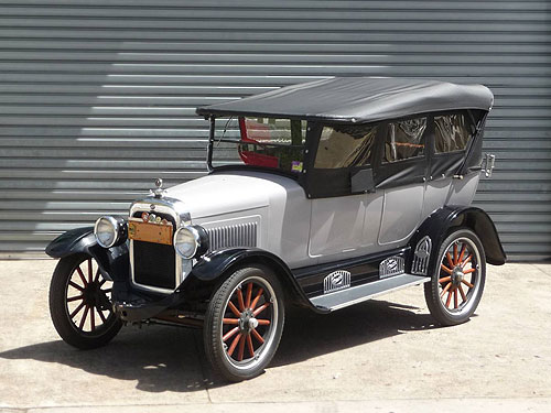 1922 Willys Overland