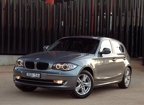 BMW 1 Series 118d Sports Hatch. Utilising technology carried over from that