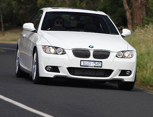 The new BMW 3 Series 330d coupe