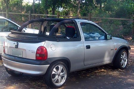 2000 Barina Cabriolet