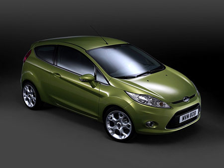 the new Ford Fiesta Econetic