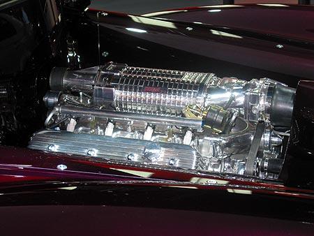 Holden Efijy motor