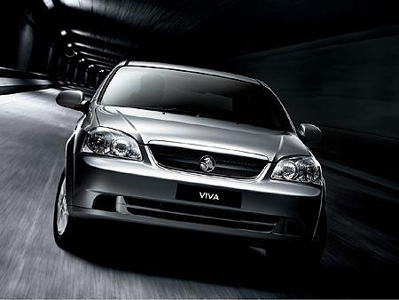 Holden Viva sedan
