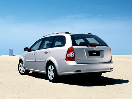 2006 Holden Viva Wagon Automatic related infomationspecifications
