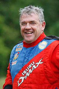 Aussie entrant in the 2010 Dakar Rally - Bruce Garland