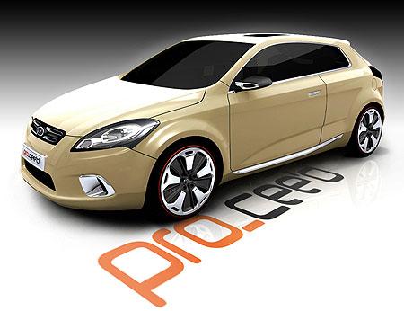 Kia concept car