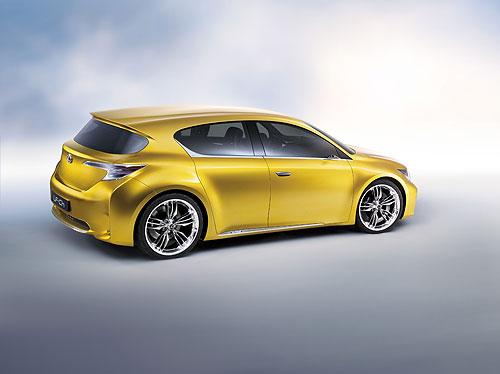 Lexus LF-Ch concept car