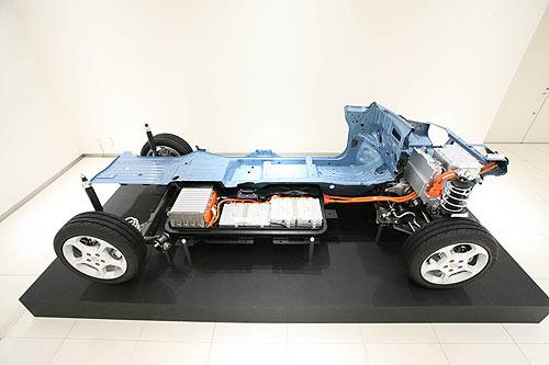 The Nissan Leaf