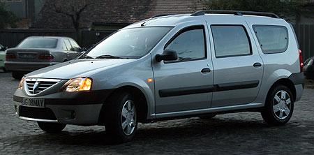 Renault Logan wagon