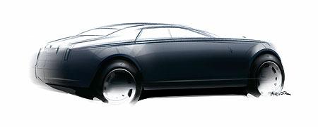 Rolls Royce RR4 design for 2010