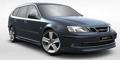 Saab 9-3 wagon