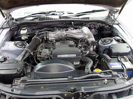 Toyota Soarer motor