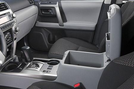 Toyota 4Runner SR5 interior