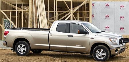 Toyota Tundra dual cab