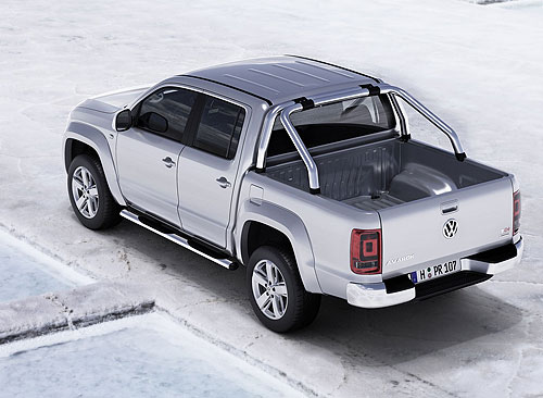 VW Amarok utility