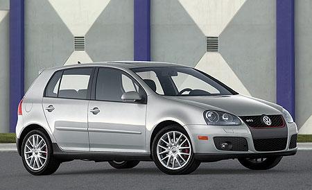 VW GTI 2007