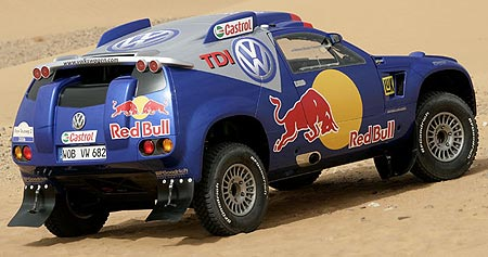 VW Dakar Touareg