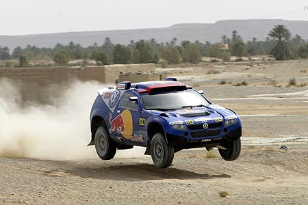 Dakar Rally began Sunday with more than a billion TV viewers ...