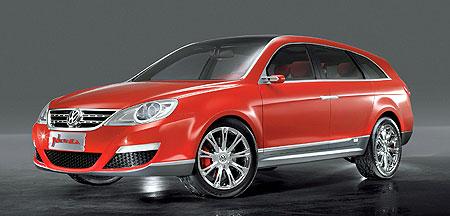VW Neeza front