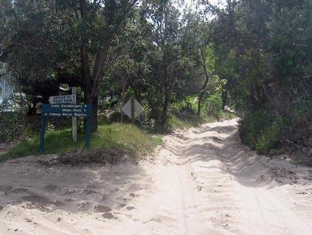 Fraser Island Road