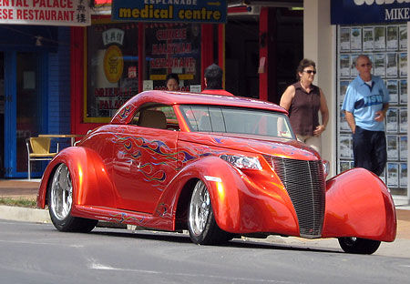 Hervey Bay hot rod