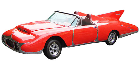 1958 Plymouth Tornado
