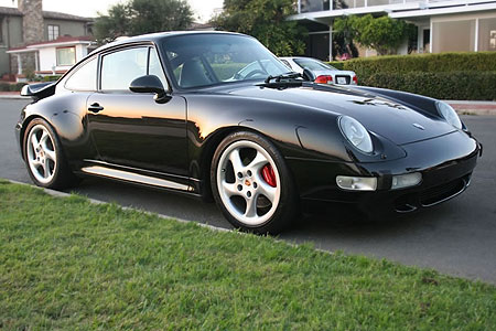 1997 Porsce 993 twin turbo