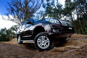 Australian 4wd market - Toyota wants to own it