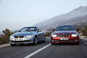 BMW 3 Series Coupe and Convertible