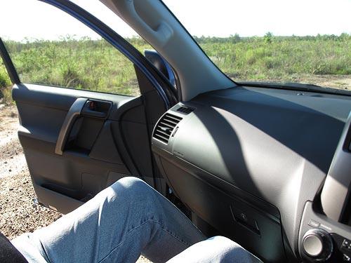 Short-wheelbase Prado