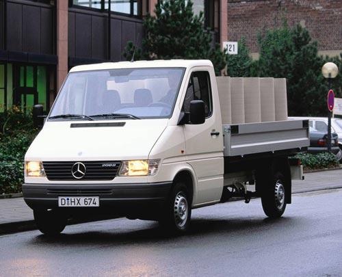 Mercedes-Benz Sprinter Pickup