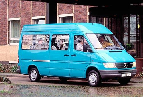 1995 Mercedes-Benz Sprinter Crew Van