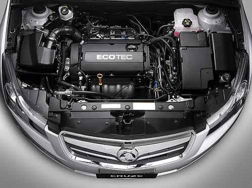 Holden Cruze Cdx. holden-cruze-engine