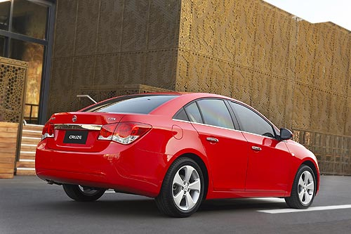 Holden Cruze A First Look
