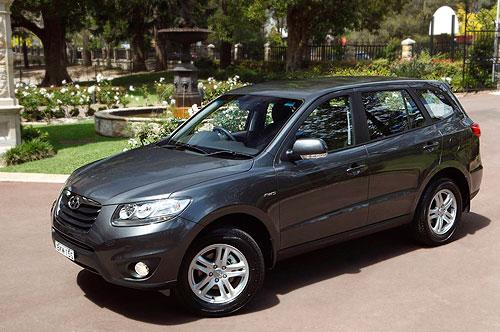 Hyundai R Series Santa Fe SLX
