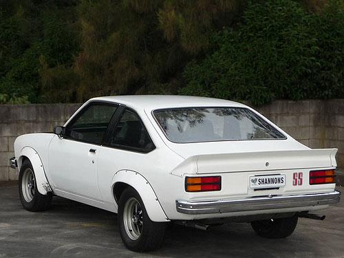 holden-a9x-rear