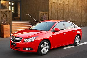 Electric Holden Cruze