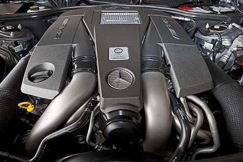 cl-63-amg-engine