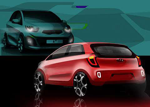 Kia Picanto 2010 Model. While the Kia Picanto is not
