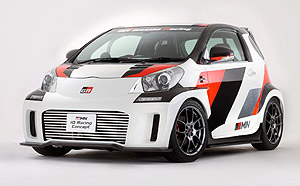 toyota-iQ-racing-car