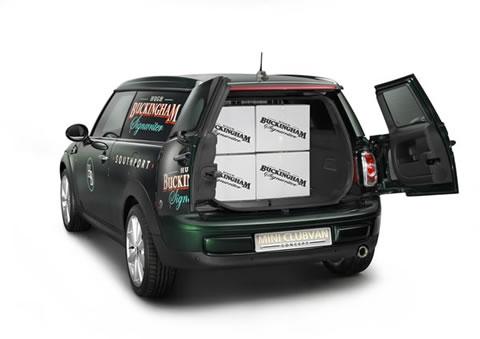 mini clubvan concept