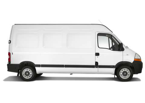 The new renault master