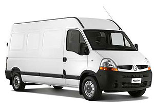 the renault master light commercial vehicle