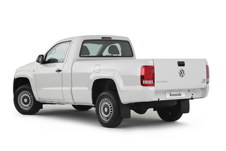 amarok single cab ute