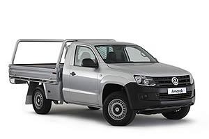vw amarok single cab ute
