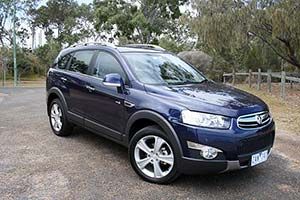 2012 Holden Captiva 7 LX