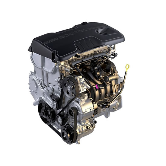 Holden Malibu petrol engine