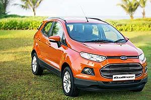 Ford EcoSport comes to Australia