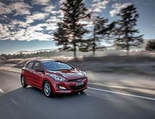 The Hyundai i30 SR