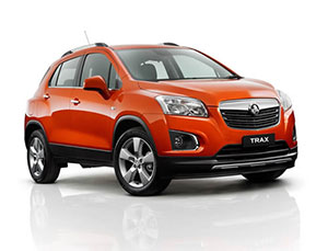 The Holden Trax